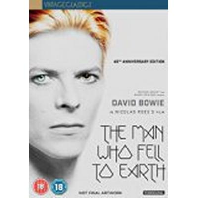 The Man Who Fell To Earth (40th Anniversary) [DVD]